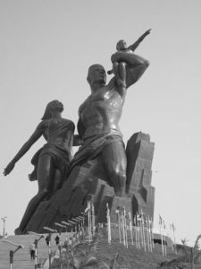 Monumento al Renacimiento Africano. Dakar, Senegal / Salvador Aznar