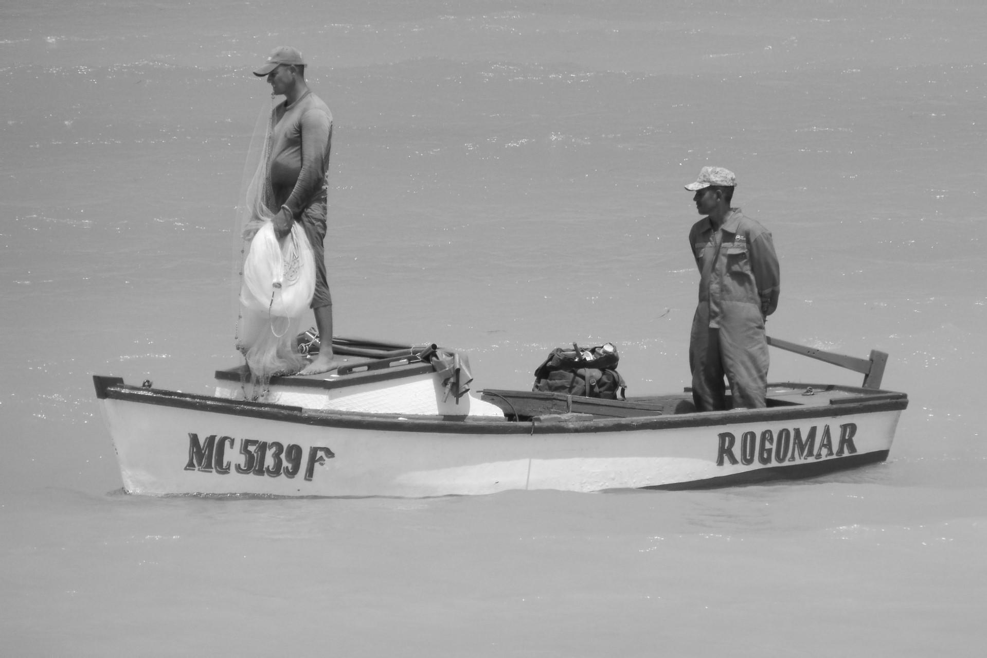 Pesca en Cuba