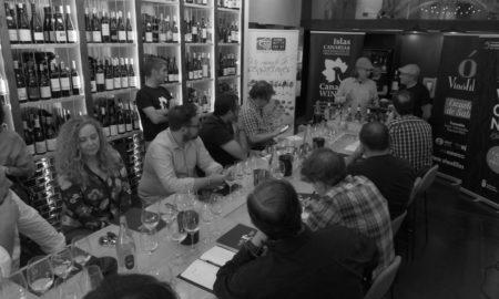 Cata de vinos Canary Wine