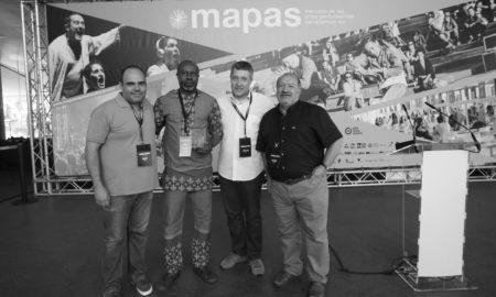 Cartógrafo Ilustre de MAPAS 2019