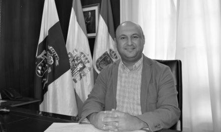 José Domingo Regalado, alcalde de Granadilla de Abona