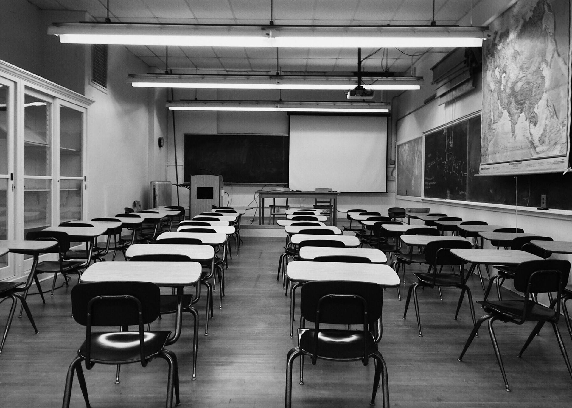 Escuelas sin maestros en Venezuela