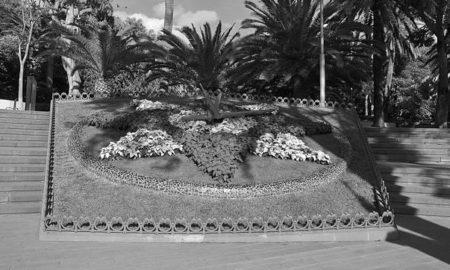 Reloj de Flores, lugar del pacto de gobierno en Canarias