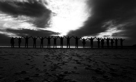 Solidaridad de verano en África
