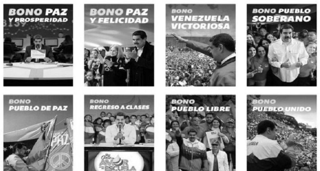 Los bonos del hambre de Maduro
