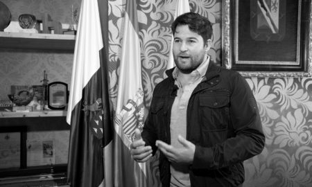 Airam Puerta, alcalde de Güímar