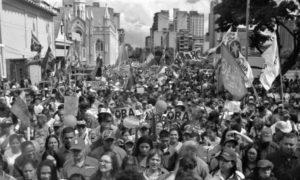 Día contra la violencia de género en Venezuela