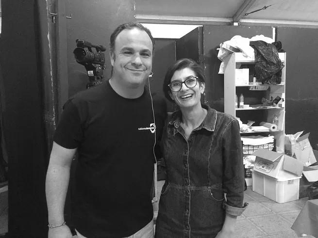 Entrevista a Vanessa Arroche con motivo de Saborea Lanzarote