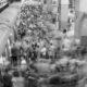 Caos en el metro de Caracas