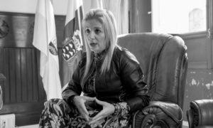 Alcaldesa de Los Silos