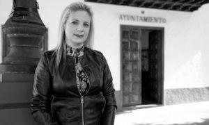 Macarena Fuentes. Alcaldesa de Los Silos