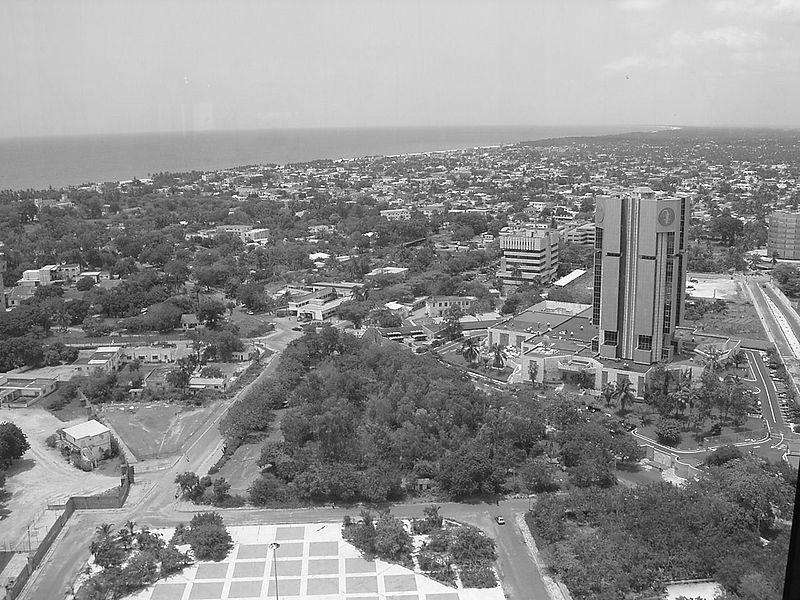 Ciudad. Lomé, togo