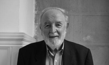 Diego Carcedo en blanco y negro