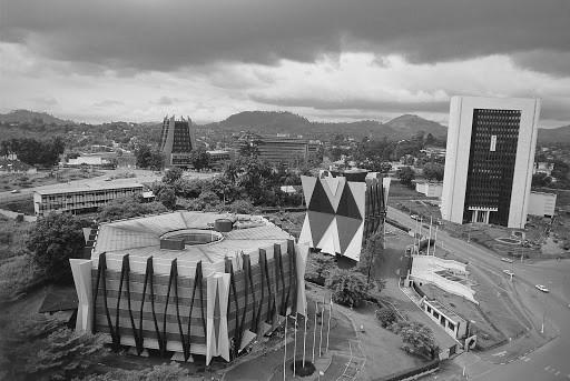Camerún, capital