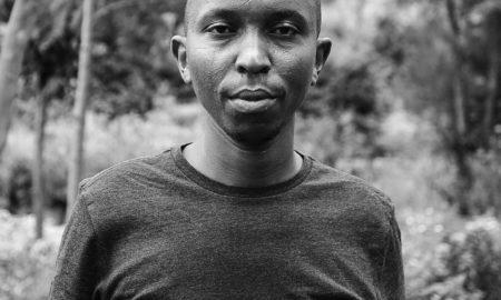 James Wakibia, activista medioambiental contra el uso de plásticos